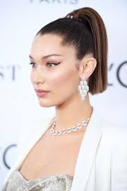 bella hadid wears negative e