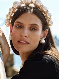 bianca balti is a sea siren for glamour