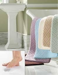 mohawk home memory foam bath mat