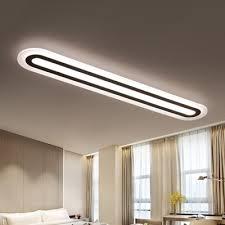 ultra thin 20 92w modern linear ceiling