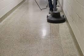 the basics of terrazzo floor care