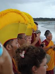 Buddhists on the Beach at Byron – Ross M. W. Bennetts