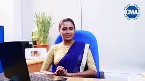 CMA - Lady accountant - (S) - YouTube