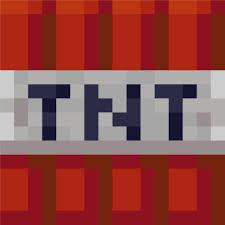 Wall Sticker Tnt Block Inspired By Minecraft Crafty Creations