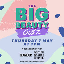 glamour and the british beauty council