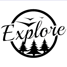 Explore Adventure Travel Camping Vinyl Decal Sticker Ideal For Car Bus Laptop Rear Window Car Sticker For Car Vinyl Decals Stickersdecal Sticker Aliexpress