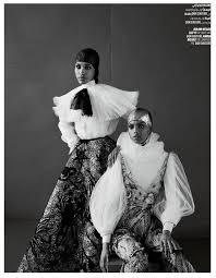 Txema Yeste Eyes Hijabi Models Halima Aden, Ikram Abdi Omar + Amina Adan  For Historic Vogue Arabia — Anne of Carversville