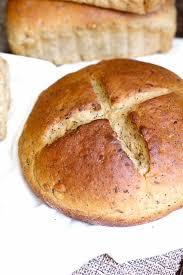 seeded oatmeal wheat bread suebee