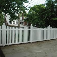 4 Richmond Vinyl Picket Fence Weatherables