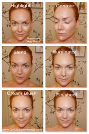 maskcara beauty iid foundation blush
