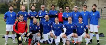 Scende in campo la Nazionale Italiana Diplomatici