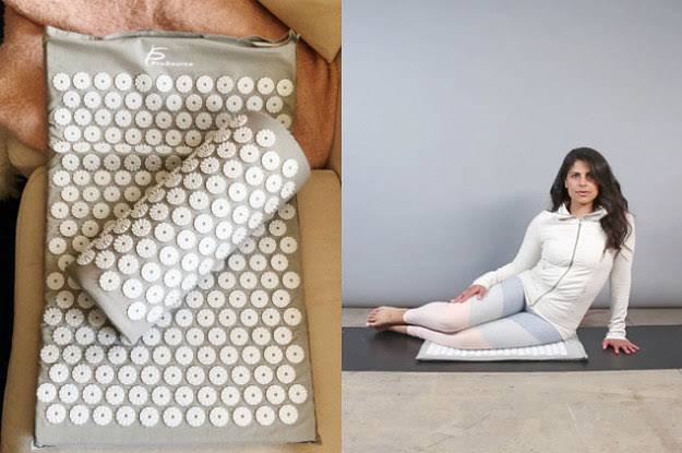 Image result for Acupressure Relief Mat gif""