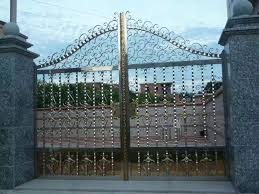 Stainless Steel Gate Designs By Virlibaq In Nigeria