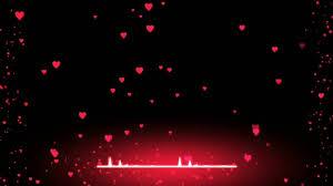 خلفيات مؤثرات موجات صوتية و قلوب حب تأثيرات كين ماستر 2019