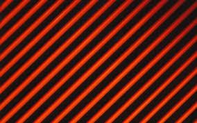 تحميل خلفيات خلفية سوداء مع خطوط برتقالية الجرونج الملمس الظلام