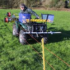 Atv Winder The World S Best Selling Electric Fencing Machine