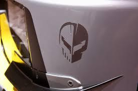 New Jake Stinger Hood Stripe Soon Offered On C8 Corvette Gm Authority