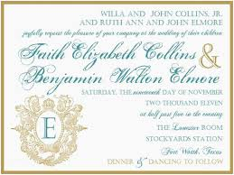 wedding invitation wording together