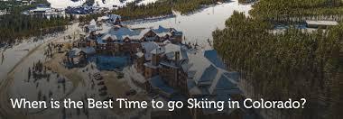 go skiing in colorado