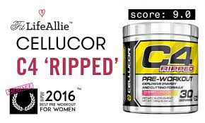 cellucor c4 ripped review better than