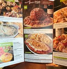 Olive Garden's new giant food menu that ...