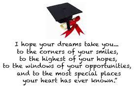 graduation quotes and inspirational sayings inspirational