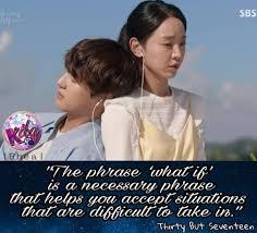 thirtybutseventeen ✨ rhea ✨ korean drama quotes facebook