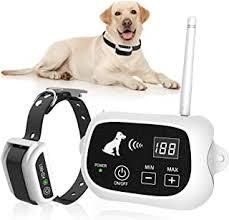 Amazon Com Radio Wireless Fences Training Behavior Aids Pet Supplies
