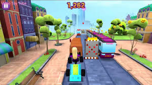 Game Kids Fun Rush Vehicles LEGO Friends Friends Heartlake Rush ...