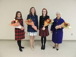 Olson, Popp, Hanson & Stewart State Wool Contest Division Winners | KNEB