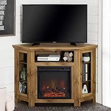 com media fireplace tv stand