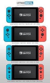 2016 patents show some pretty different designs for the Switch Joy ...