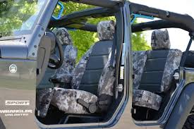jeep wrangler unlimited seat covers