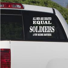 Soldier Decals