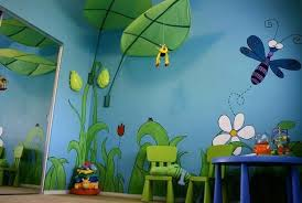 Kids Room Decorating Ideas And Bright Room Colors Kidsroomsdecor Kids Room Murals Jungle Wall Mural Safari Baby Room