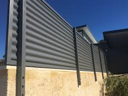 Colorbond Fences For The Suburbs Bears Fencing Contractors Perth