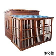 Buy Indoor Small Dog Kennel Dog House Nocardia Wood Removable Wooden Fence Cat Litter Teddy Small Kennel Cages Of Carbon In Cheap Price On M Alibaba Com