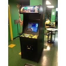 2 player arcade machine mercial