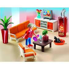 Image Of Playmobil Playmobil 5332 Salon Avec Cheminee Comfortable Living Rooms Living Room Decor Cozy Kids Living Rooms