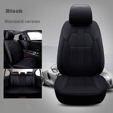 custom cowhide car seat cover leather