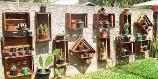 21 vertical pallet garden ideas for