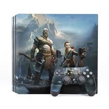 God Of War Ps4 Skin Game Ps4 Mountain Skin Ps4 Viking Skin Ps4 Etsy