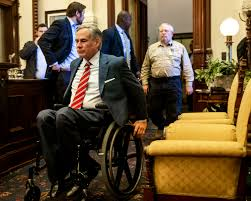Profane recording surfaces of 2 Empower Texans operatives joking about Gov. Greg  Abbott being in wheelchair