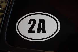 For 2a Gun Rights Sticker Vinyl Oval Decal 3 Percenter Oath Keeper Car Nra V304 Car Styling Car Stickers Aliexpress