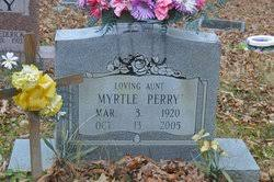 Myrtle Perry (1920-2005) - Find A Grave Memorial