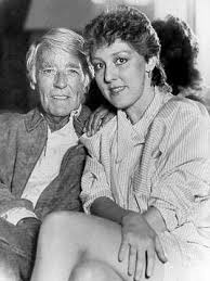 Peter Lawford with his last wife, Patty... - Tragic Hollywood; Beautiful, Glamorous, And Dead | Facebook