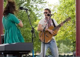 Byron Johnston & Anna Phoebe, The Bedford Bandstand, 2008 | Flickr