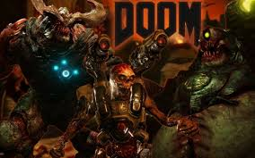 doom 4 1440x900 wallpaper teahub io