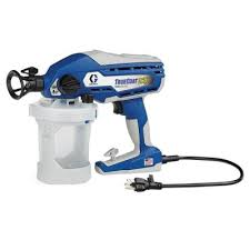 Wagner Power Stainer Plus 6 6 Gph Paint Sprayer With Ez Tilt Technology 0525048 The Home Depot