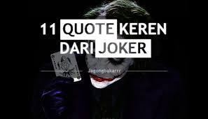 kata kata sedih joker com